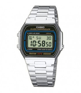 RELOJ CASIO COLLECTION A164WA-1VES