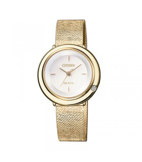 Reloj Citizen Solar Mujer EM0643-84X