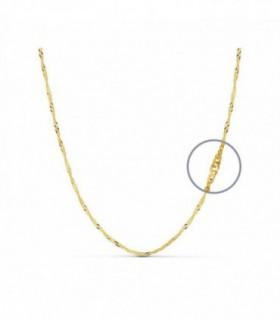 Cadena de Oro 18K CAOAS4515