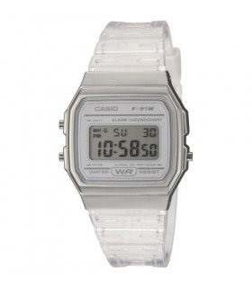 Reloj Casio Collection F-91WS-7EF