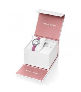 Reloj Viceroy Niña Pack 401110-05 + Pendientes