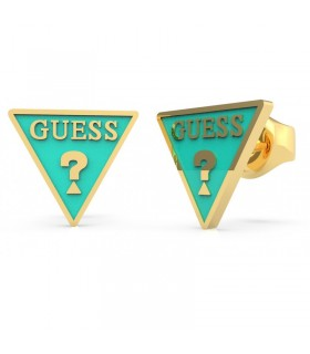 Pendientes Guess Triangulo UBE70127